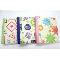Round Ring Binder with stylish printing pattern for paper and report holding Manufactures