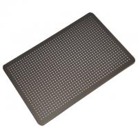 Perforated Food Service Metal Fabrication Aluminum Oven Liner Tray Manufactures