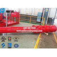 Offshore Platform Use Multistage Vertical Turbine Fire Pump Capacity to 5500 Usgpm Manufactures