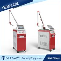 Quality New design professional tattoo removal FDA approval q switch nd yag laser for sale