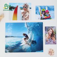 RC Glossy Photo Paper 200g 914mm * 30m Resin Coated Pigment Ink For Printing