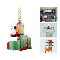 Small Noise Construction Hoist Elevator Installed And Dismounted Conveniently Manufactures