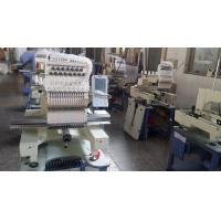 China 15 Needle Embroidery Machine Single Head With Automatic Thread Trimmer on sale