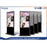 65Inch 2-32 point Multitouch and Windows 10 Free Standing Digital Signage Kiosks Manufactures