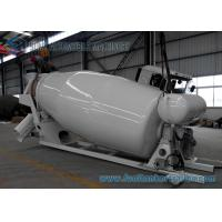 Buy cheap Electric Control 5 m3 Mixer Truck Bowl for 6X4 HINO Mixer Truck in New Zealand from wholesalers