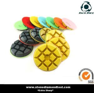 Abrasive concrete floor polishing pads,Dry concrete polishing pads Manufactures