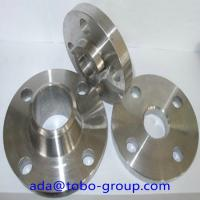 Duplex Stainless Steel Flanges , 2507 2205 2304 153MA Slip On Flange Manufactures