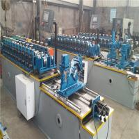 Hydraulic Galvanized Steel Profile Roll Forming Machine Multi Model Manufactures