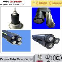 China Product Copper Conductor XLPE Insulated ABC Cable Manufactures