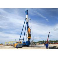 13 Ton Hydraulic Impact Hammer For Precast Concrete Pile Foundation Manufactures