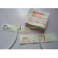 One / Two Tube Neonatal Bp Cuff , Disposable Neonatal Blood Pressure Cuff Manufactures