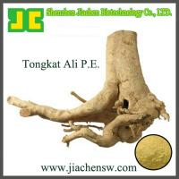top quality Tongkat ali Root Extract 100:1,200:1 ,brown powder Manufactures
