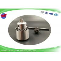 SANLU Spanner E050 EDM Drill Chuck EDM Drill Parts For 0.3 - 4.0 Mm Electrode Tubes Manufactures