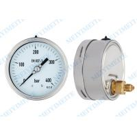 30inHg through 15000psi vacuum pressure gauge an instruments pressure gauge Manufactures