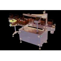5 Gallon Bottle Single Side Self-adhesive Sticker Labeling Machine / machinery 220V 3kw Manufactures