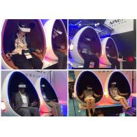 Motion Seats 9D VR Cinema Virtual Reality Roller Coaster For Entertainment Manufactures