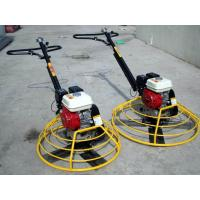 building concrete trowelling machine with high quality Manufactures