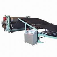 China Waterproof Dimple Drain Sheet Machine for Foundation Wall and Roof Greening on sale