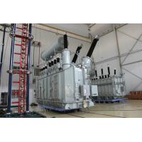 On Load High Voltage Power Transformers 220kV 150MVA , Three Copper Winding Manufactures