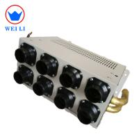 8 Holes Electric Car Windshield Defroster , Auto Bus Air Conditioner Heating Defroster Manufactures
