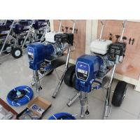 Industrial Gas Powered Airless Paint Sprayer Machine PT8900 With Piston Pump Manufactures