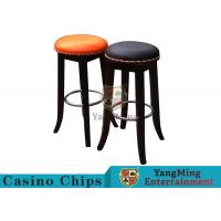 Flexible Anti - Moth Poker Table Chairs For Roulette Casino Dedicated Using Manufactures