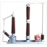 Quality Transformer Station Class Surge Arrester Flexible Polymeric Housing for sale