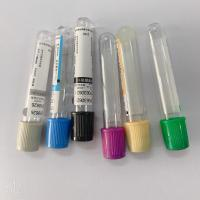 China Professional Vacuum Blood Collection Tube Of Sodium Fluoride Potassium Oxalate on sale