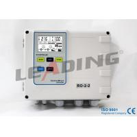 Smart RO Control Panel , Septic Pump Control Box With Three Phase Unbalance Protection Manufactures