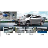 DVR HDPanoramic Car Backup Camera Systems For Safety With 4 Channels DVR Function, Bird View Parking System Manufactures