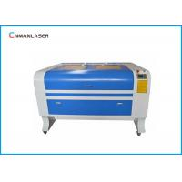 CO2 MDF Plexiglass Fabric Acrylic Wood Laser Engraving Machine With CE FDA Manufactures