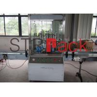 Spray Paint Can Aerosol Filling Machine SFA-50 For Air Freshener / Filling Water