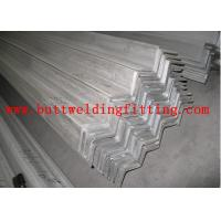 China 316 Stainless Steel Bars Steel Angle Bar AN 8550 Size 50×50×6MM×6M on sale
