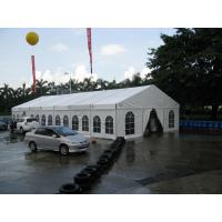 Square / Circle Outdoor Event Tent White Clear Span Tent With Aluminum Profile Manufactures