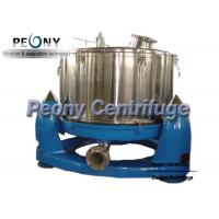 Bag Lifting Top Discharge Dewatering Centrifuge Basket Type Filter Equipment Manufactures
