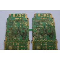 Green FR4 High Density Interconnect HDI PCB Circuit Board Manufacturer Manufactures
