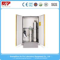 Flammable Gas Bottle Storage Cabinet , Flexible Gas Cylinder Safety Cabinets Manufactures