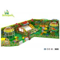 Amazing Child'S Play Indoor Playground  Anti - Skid For Amusement Park Manufactures