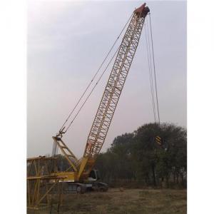 Used crawler crane Liebherr LR1280 capacity 280ton construction machinery Manufactures