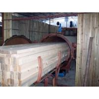 Auto DN1400 x 8000mm autoclave wood vacuum steeping tank Manufactures