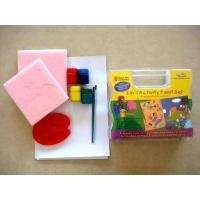 Buy cheap Educational TOY--3-IN-1 Activity Paint Set from wholesalers