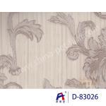 PVC  Coating  Film    PVC Decorative Film  D-83026 Simple but elegant silver 0.12-0.14mm Manufactures