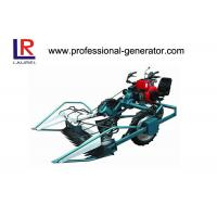 Singer-cylinder 6.5HP to 9HP Wheat Reaper Binder Machine with air cooled Diesel Engine Manufactures