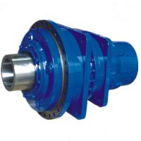 Custom Right Angle Planetary Gearbox Flender Gear Reducer Of Modular Design Manufactures