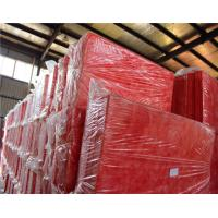 Common Acoustic Fiber Glass Wool Insulation Materials With Aluminum Foil Facing Manufactures
