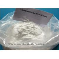High Purity Bodybuilding Testosterone Anabolic Steroid Testosterone Enanthate CAS 315-37-7 Manufactures