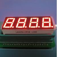 Super Red 7-Segment LED Display for Temperature Control 4-digit 0.56-inch Manufactures
