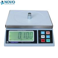 Simple Counting Digital Weighing Scale RS232 can link with tower lamp Manufactures