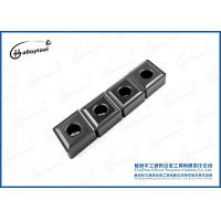 High Density Tungsten Carbide Inserts With CVD / PVD Coating R0.2-3.2mm