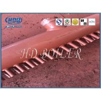 China Steel Manifold Headers Boiler Replacement Parts For Steam Boilers With Welded Ends on sale